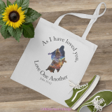 Love One Another - Tote